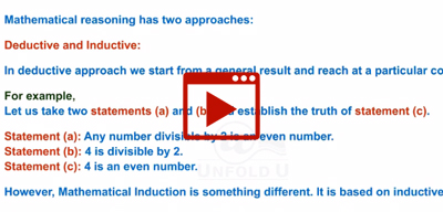 Principle of Mathematical Induction-class-11th